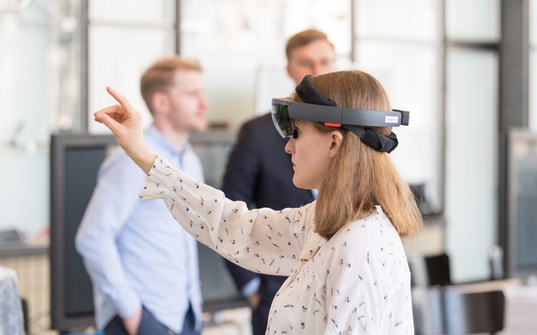 Smart Glasses für Bergische Unternehmer – Rückblick auf den Workshop vom 09.04.2019